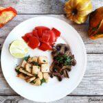 Risotto barbabietole e gorgonzola